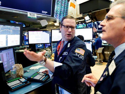 Wall Street abrió en rojo y el Dow Jones bajó un 0,36 %