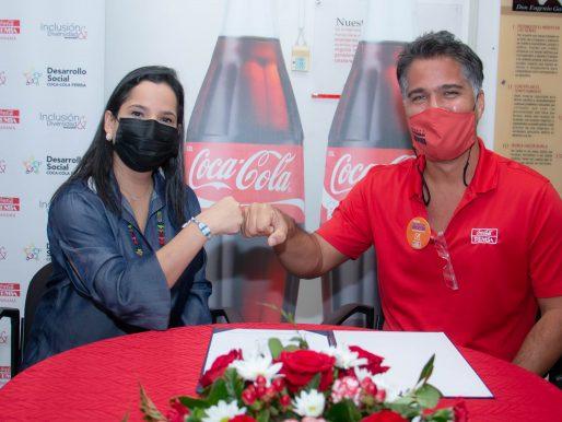 Coca-Cola FEMSA Panamá se suma a la inciativa de paridad de género