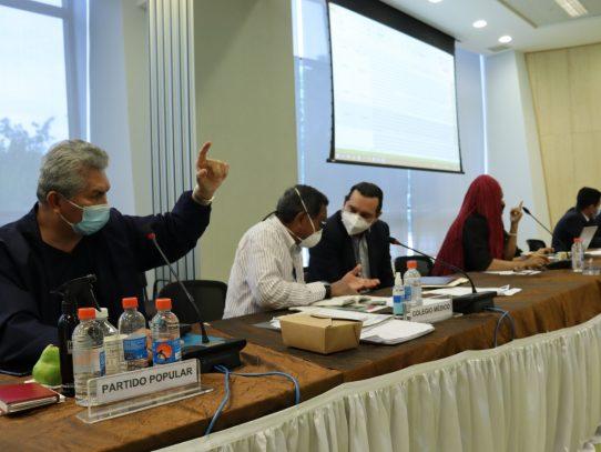Mesa de administración completó evaluación de propuestas