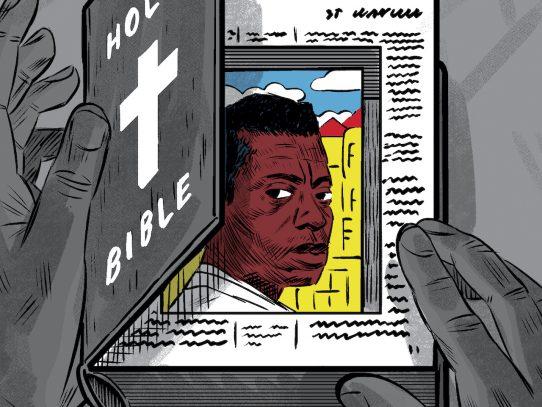Cómo me enteré de que Jesucristo es negro