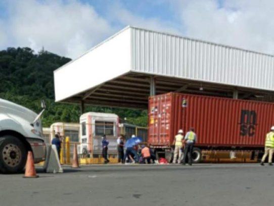 Denuncian falta de ambulancia para rápida atención de trabajador atropellado en puerto PSA