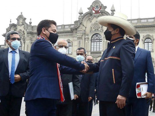 El presidente de Perú cambia a su primer ministro