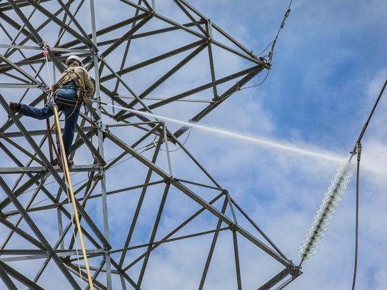 ETESA informó sobre avances en los trabajos del sistema de la red eléctrica nacional