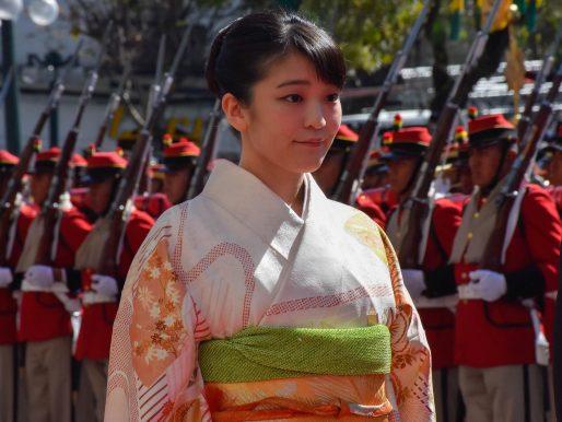 Mako y Kei, un cuento de hadas tumultuoso en la familia imperial de Japón