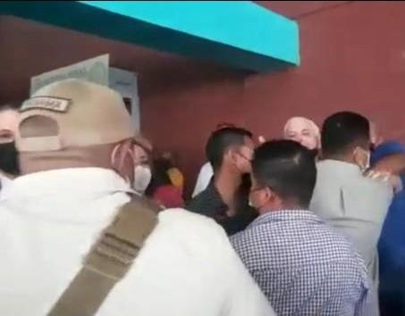 Tribunal de Juicio emite comunicado tras altercado entre RM y 'Popi' Varela