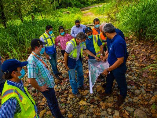 Saneamiento de Panamá licita proyecto de Lajas, Santa Rita, Rogelio Sinán y Ramonazo