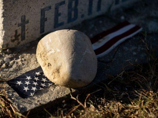 Las personas que están enterradas en el cementerio, de Guantánamo nunca encontraron el camino a casa