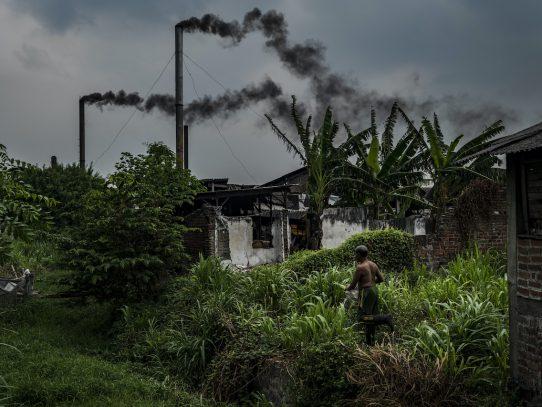 Países ricos deben asumir costo si queremos tener alguna esperanza de lograr mundo con cero emisiones netas
