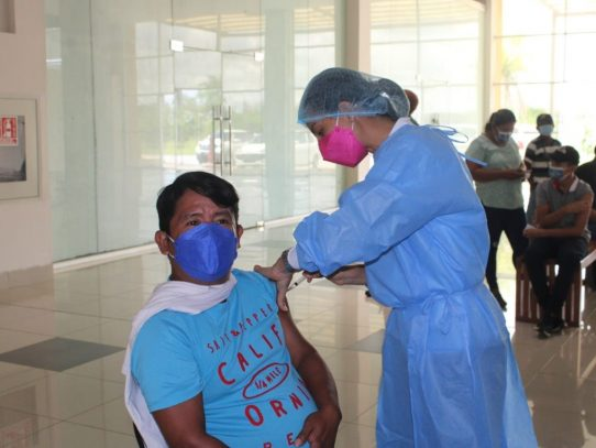 En Panamá se han aplicado 5,630,863 vacunas contra el Covid-19