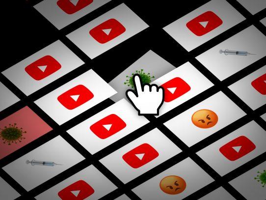 La prohibición de YouTube a la desinformación