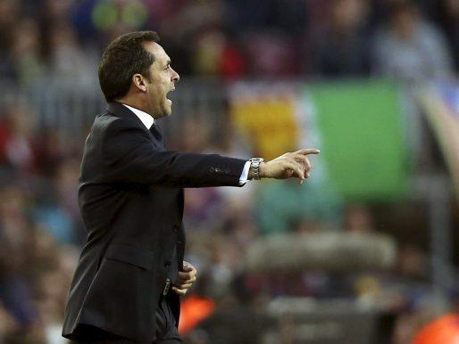 Sergi Barjuan, nuevo entrenador interino del Barça