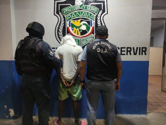 Policía Nacional logra capturar a 25 presuntos homicidas en Colón