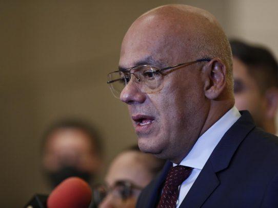 El Gobierno venezolano interrumpe diálogo con oposición por extradición de Saab