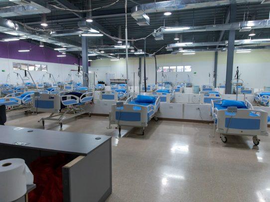 Copa Airlines dona diez camillas para pacientes con Covid-19