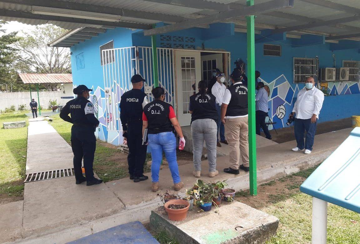 Ministerio público allana albergue tras denuncia de maltrato a menores