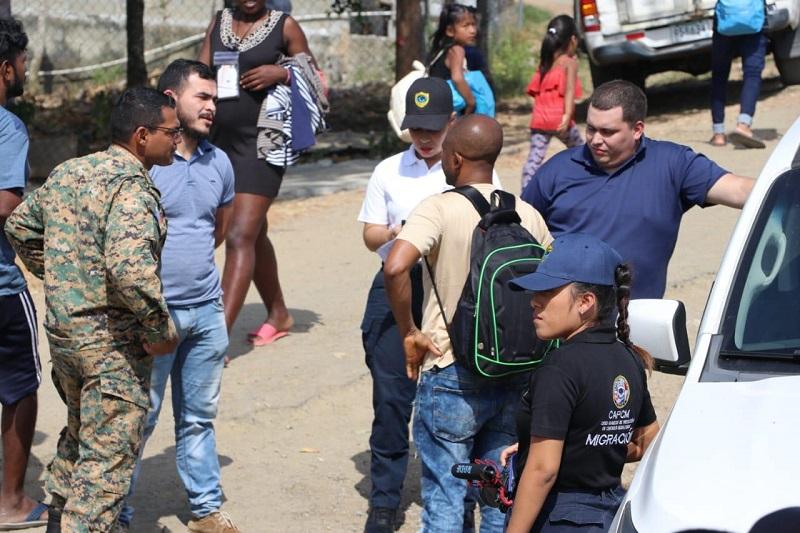 Migración y Senafront detectan peligroso ecuatoriano intentando ingresar a Panamá
