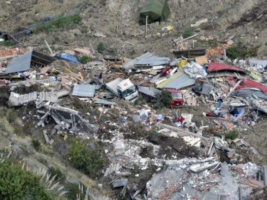 Deslizamiento en Bolivia dejó 180 familias damnificadas y sin hallar desaparecidos