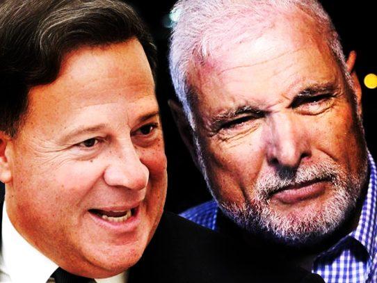 """""""Varela está detrás de campaña contra el gobierno"""", Martinelli"""