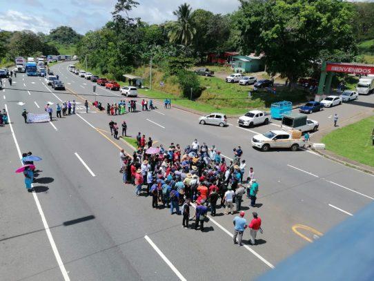 MOP evaluará caminos en mal estado en la comarca Ngäbe Buglé