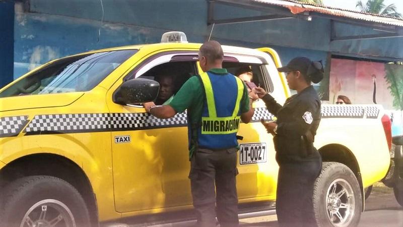 Captan extranjeros con casos pendientes en sus países
