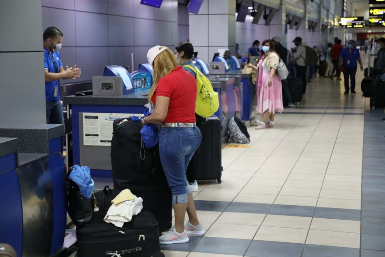 Tocumen reinicia operación controlada de vuelos comerciales