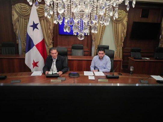 Presidente Cortizo se reunirá esta semana con líderes de partidos políticos
