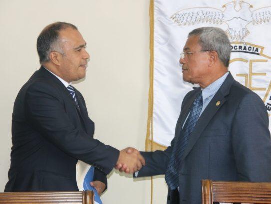 MP y Fiscalía Electoral coordinan para recibir y tramitar las denuncias electorales