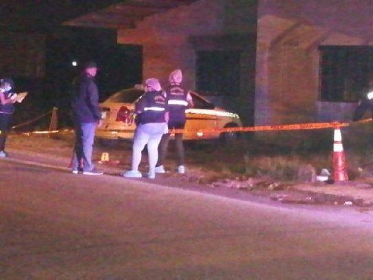 Un hombre es asesinado de varias puñaladas en Colón