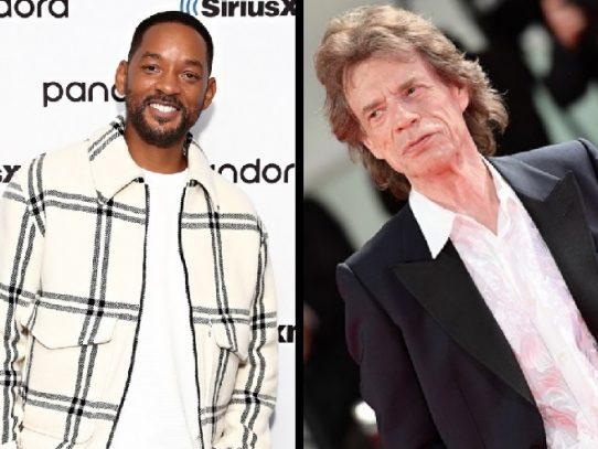 Mick Jagger y Will Smith recaudarán fondos en India con un concierto virtual
