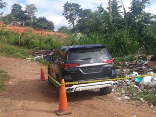 Ubican auto involucrado en atropello que dejó una víctima fatal