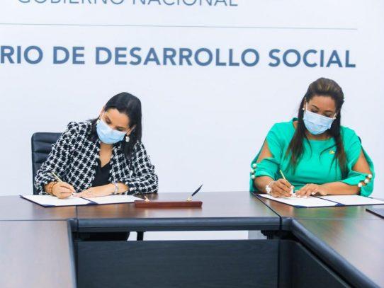 Mides y Senadis ejecutarán proyectos para fortalecer la inclusión social