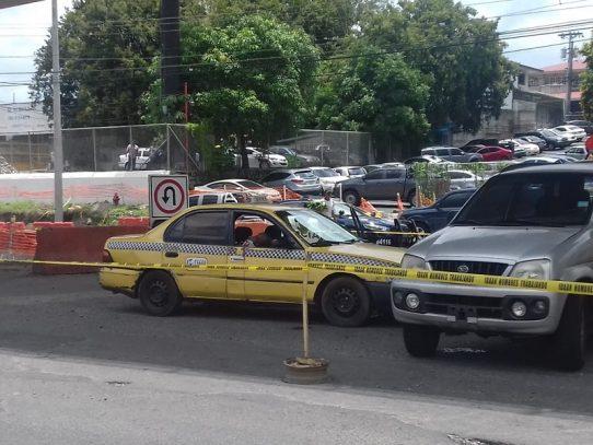 Dos muertos tras tiroteo en la vía Transístmica
