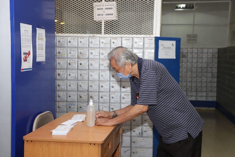 Correos Panamá reactiva el servicio de paquetería internacional