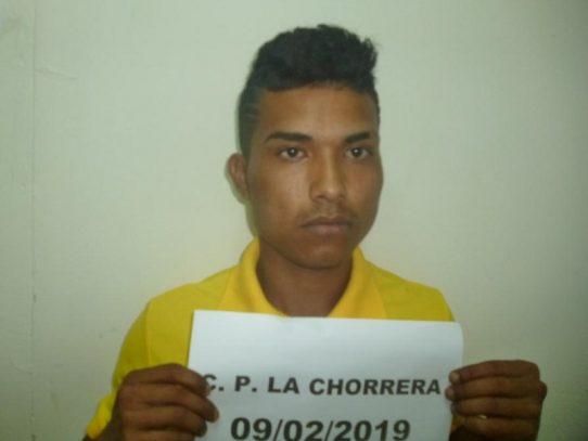 Capturan a preso evadido de cárcel transitoria de La Chorrera