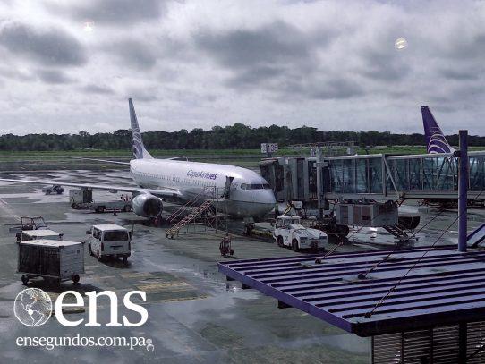 Llega a Panamá primer vuelo comercial con la reapertura del aeropuerto de Tocumen