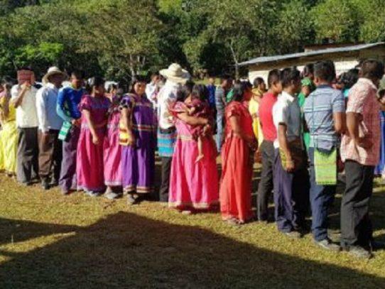 COONAPIP conmemora aniversario de Comarca Ngäbe Buglé