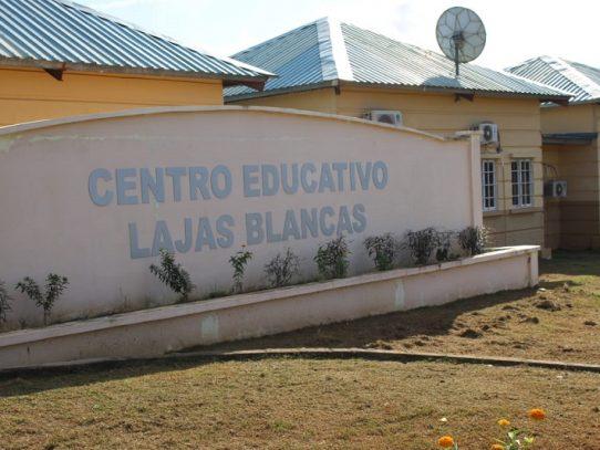 Meduca abrirá media académica en Centro Educativo Lajas Blancas