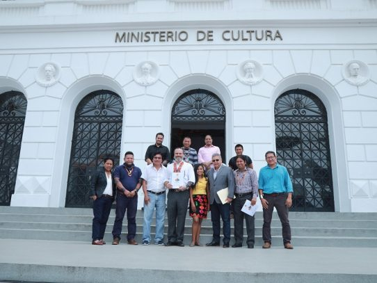 MI Cultura se reúne con representantes de los diferentes pueblos indígenas