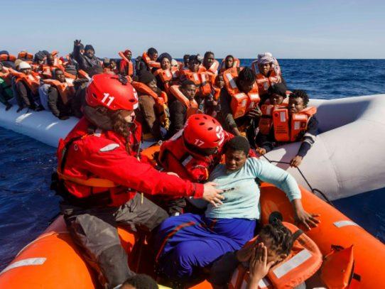 Miedo a una hecatombe de migrantes en el Mediterráneo