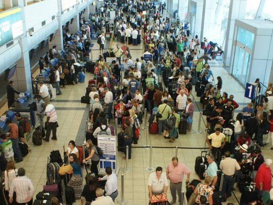 Tocumen espera incremento de 10% en el movimiento de pasajeros en FiestasPatrias