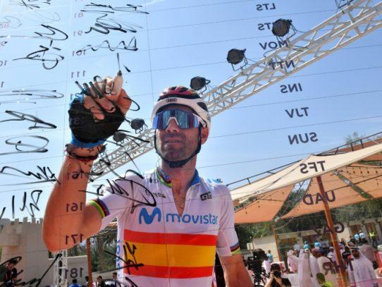 Alejandro Valverde y Enric Mas irán al Tour, Marc Soler al Giro, anuncia el Movistar