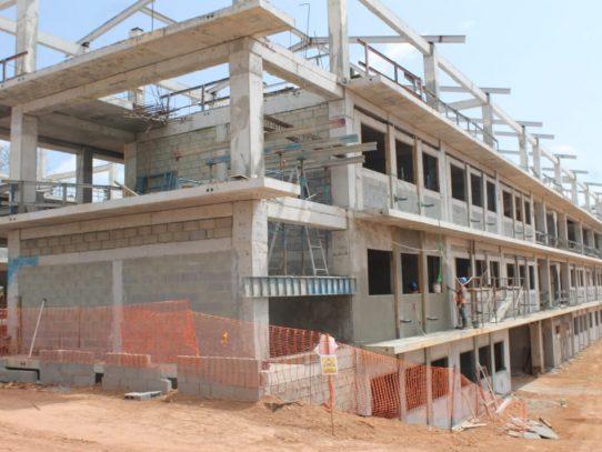 Meduca solicita continuar construcción y rehabilitación de 58 escuelas