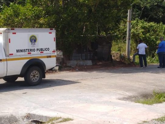 Encuentran el  cuerpo de un menor de edad en La Chorrera