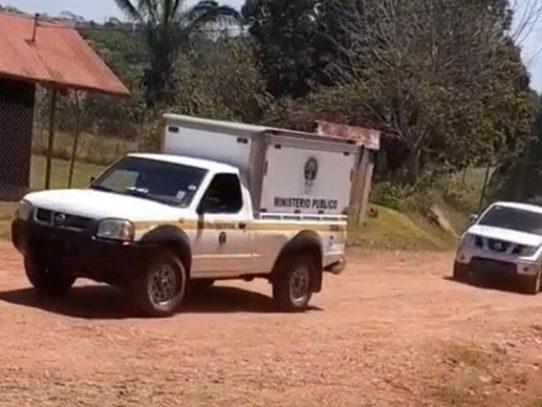 Muere degollado en una comunidad en La Chorrera