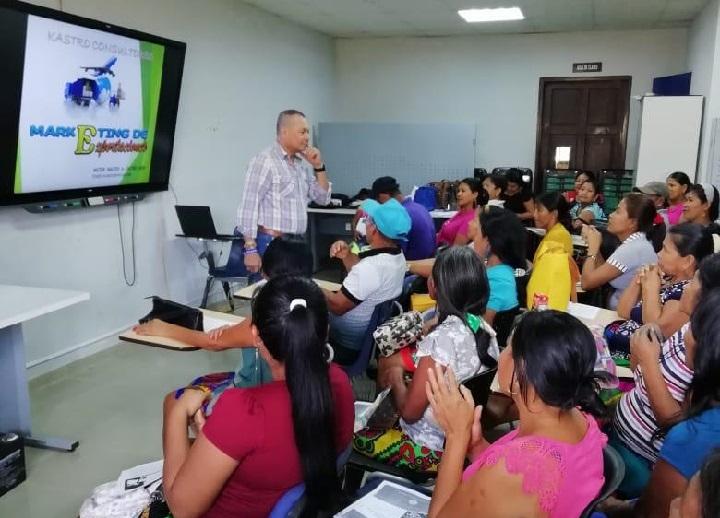 Gira Panamá Exporta alcanza a productores y emprendedores de Darién y Veraguas