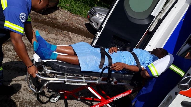 Ciclista William Rodríguez es atropellado en Colón