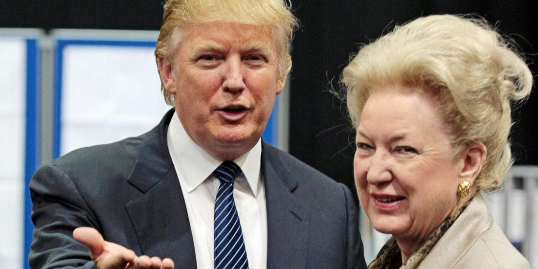 """La hermana de Trump le llama """"cruel"""" y """"mentiroso"""", según unas grabaciones"""