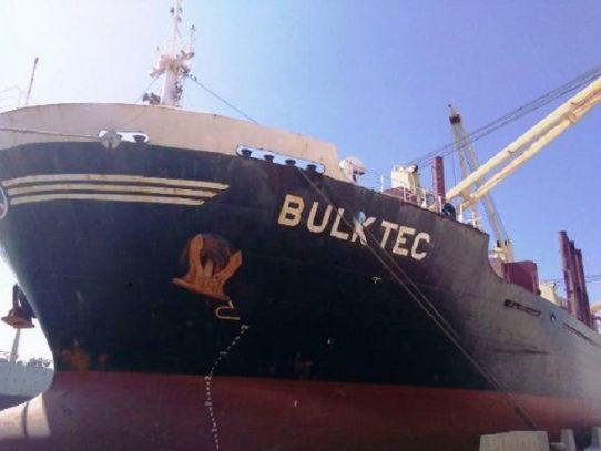 Canal de Panamá responde a vicepresidenta de Venezuela por paso de buque Bulktec