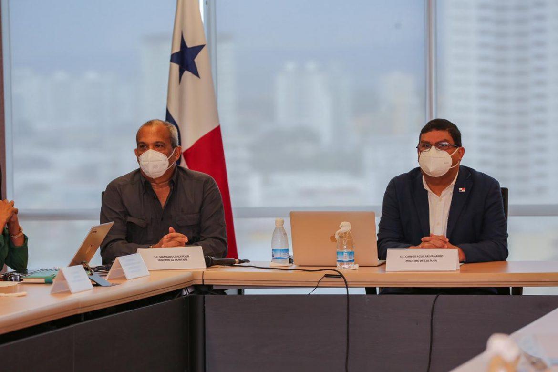 Autoridades celebran primera reunión en pro del desarrollo integral de Portobelo y San Lorenzo