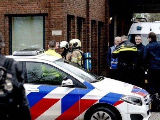 Una carta bomba explota en banco ING en Amsterdam sin dejar víctimas